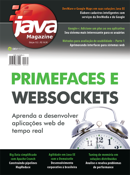 Google Plus na Java Magazine